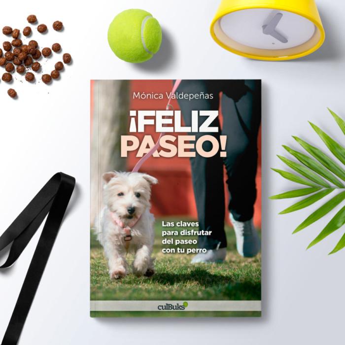 Libro con las claves para disfrutar del paseo con tu perro