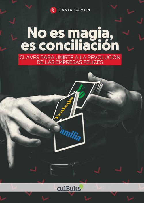 portada del libro No es magia, es conicliación
