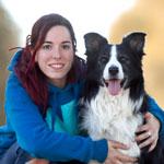 Adriana Rivilla autora de Potencia la mente de tu perro