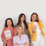 Autoras del libro liderazgo consciente para profesionales inquietas