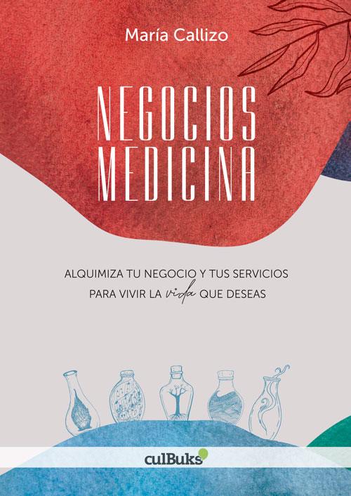 Libro Negocios medicina de María Callizo