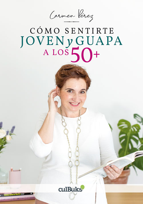 portada libro cómo sentirte guapa a los 50